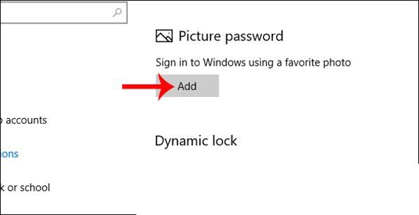 Cách cài đặt mật khẩu cho máy tính window 10