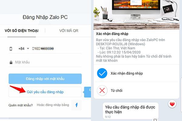 3 cách đăng nhập Zalo trên máy tính, pc, laptop