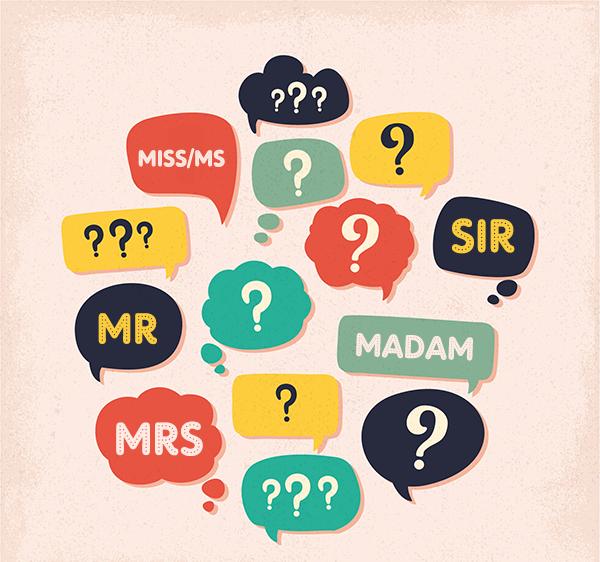 Mrs, Ms, Miss, Madam, Mr, Sir là gì? Hướng dẫn cách xưng hô phù hợp