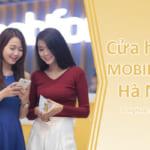Cửa hàng Mobifone tại Hà Nội
