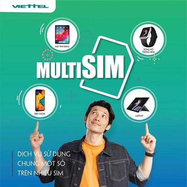 MultiSIM Viettel là gì? Cách đăng ký sử dụng MultiSIM viettel