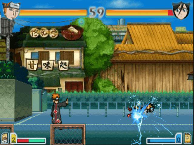 Bleach Vs Naruto 2.6 | Cách chơi game Naruto 2.6 Online vui nhộn